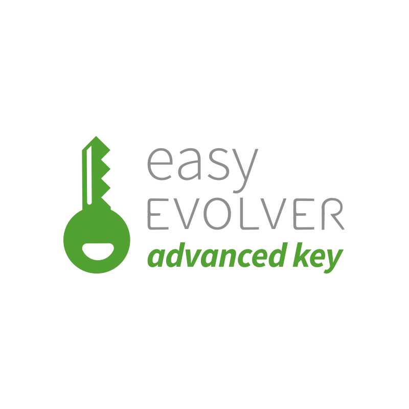 easyEVOLVER Advanced Key